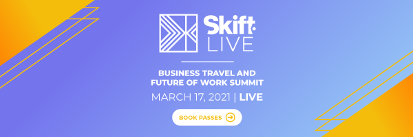 Next Event: Business Travel and Future of Work Summit